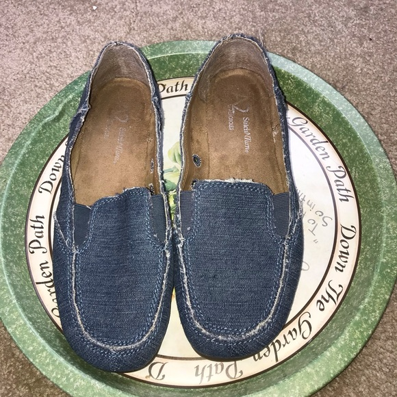 A2 By Aerosoles Shoes - A 2 by Aerodoles Shoes Size 8 Color Blue